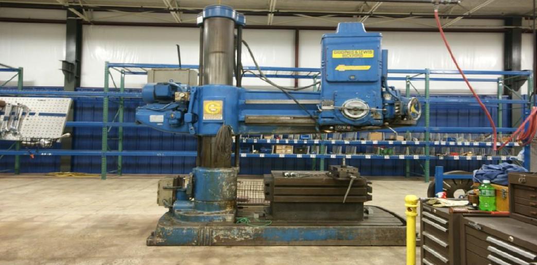 large drill press