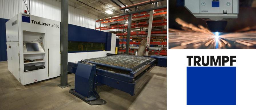 Trumpf laser machines