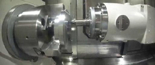Okuma CNC Turning machine with milling