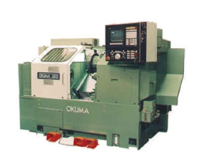 Okuma CNC Turning Machine